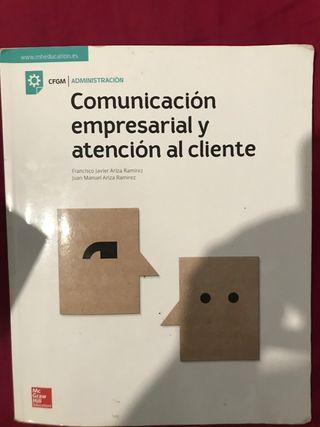 Grado medio comunicación empresarial