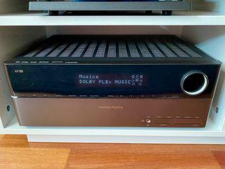 AMPLIFICADOR HOME CINEMA 7.1 HARMAN/KARDON AVR255