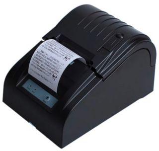 Impresora ticket térmica usb