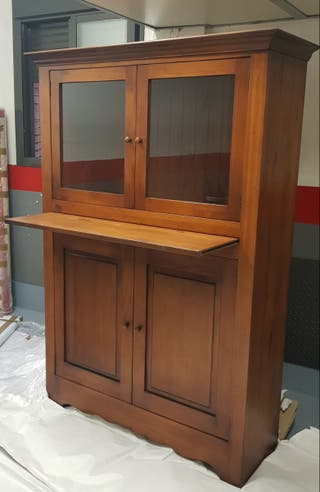 Mueble Vitrina de diseño