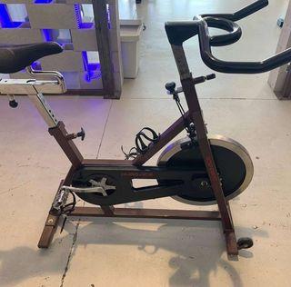 Bicicleta Spinning Renovada