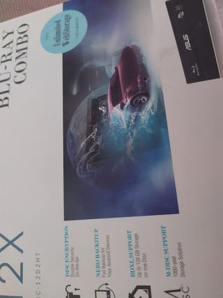 Blu-ray asus combo