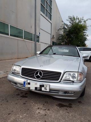 Mercedes-Benz SL 320 año 2000