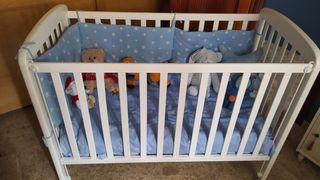 cuna / cama de niño o niña