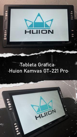 Tableta gráfica Huion Kamvas GT-221 Pro