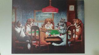 cuadro de poker