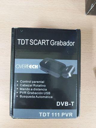 TDT grabador nuevo