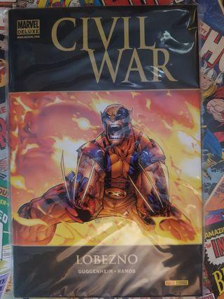 Lobezno Civil War