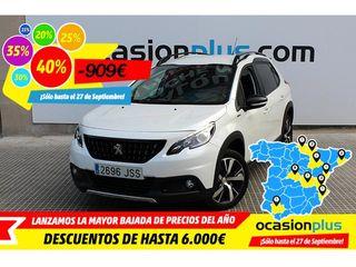 Peugeot 2008 1.2 PureTech SANDS GT Line 81 kW (110 CV)