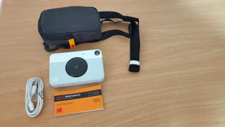cámara fotos instand kodak
