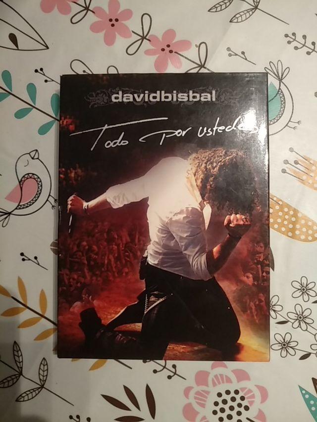 DVD DAVID BISBAL