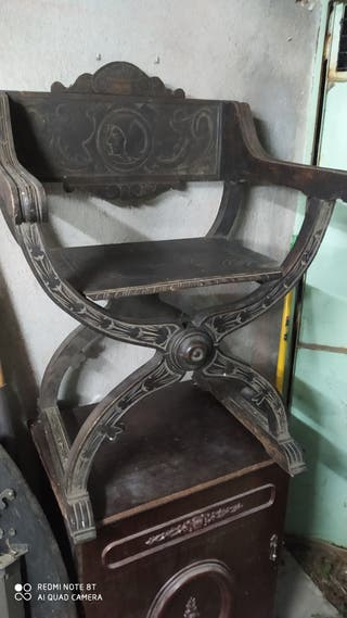 Sillas antiguas coleccionista
