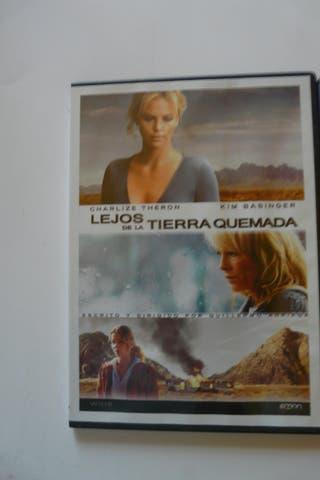 LOTE PELICULAS CHARLIZE THERON