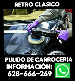 PULIDO DE CARROCERIA