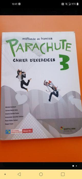 cuadernillo francés 3 ESO