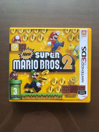 Super Mario Bros 2 nintendo 3 ds