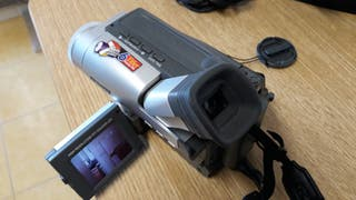 cámara de video SAMSUNG VP-L530 8mm