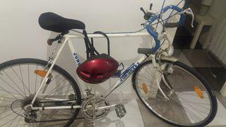 Mi adorada bicicleta