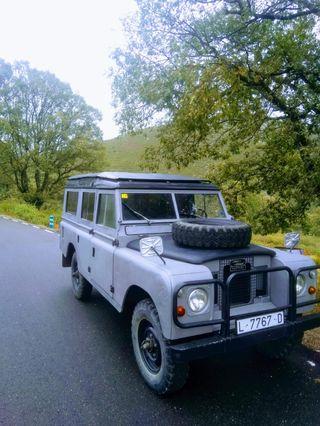 Land Rover Santana 1976
