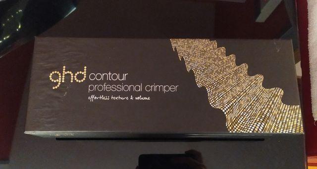 Plancha GHD Contour Crimper nueva