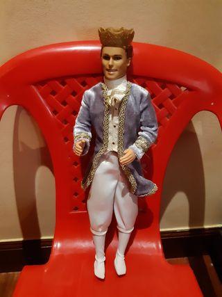 principe disney de Mattel