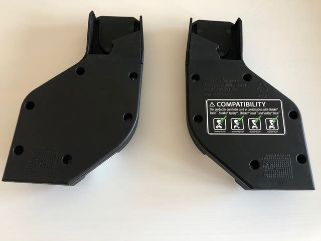 Adaptador Stokke para sillas de coche