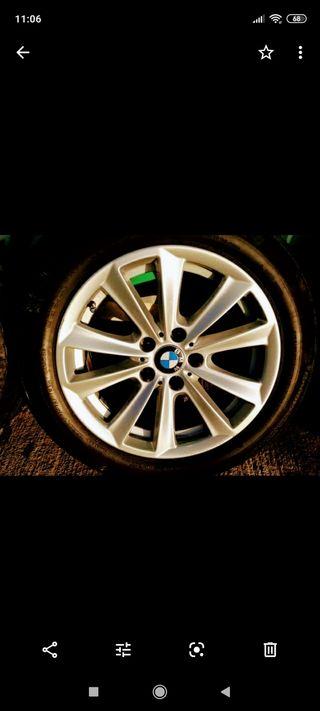 Llantas BMW originales 17' buen estado