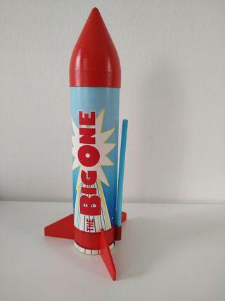 Cohete de toy story