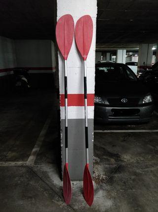 Remos kayak