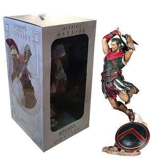 Assassins Creed Odyssey Figura de Alexios PS4 PVC