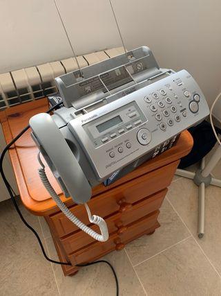 Telefon con fax y copier