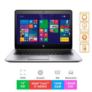 HP EliteBook 840 G2 WWAN - Core i7 - 16GB - 180GB