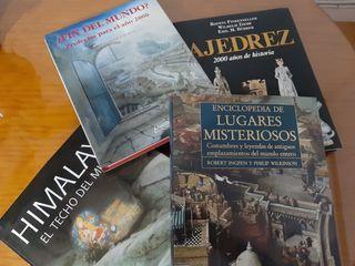 Lote libros misterio