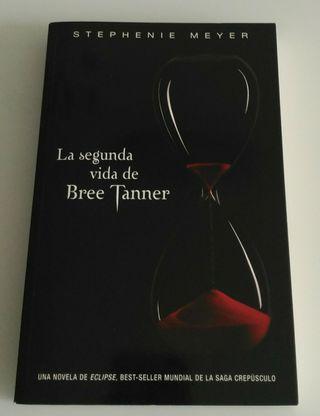 """Novela """"La segunda vida de Bree Tanner"""""""