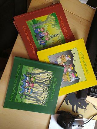 cuentos de les tres bessones