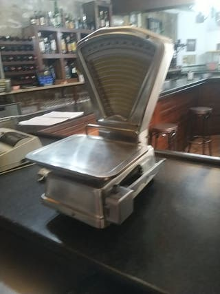 bascula pastelera antigua