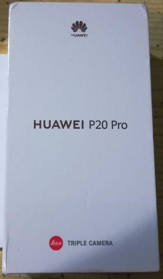 HUAWEI P20 PRO NUEVO PRECINTADO GARANTÍA