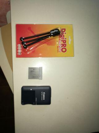 accesorios para camara de fotos canon ixus 100 IS