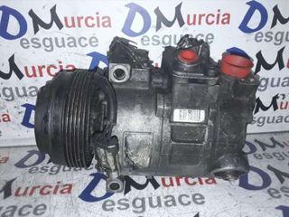 Compresor aire acondicionado Opel Zafira a