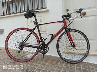 Bicicleta de carretera guiant defy