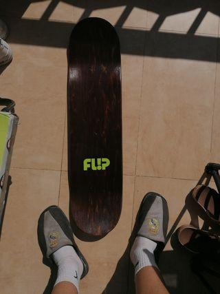 tabla de skate Flip