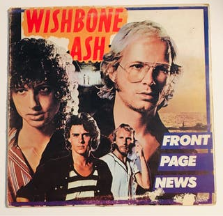 WISHBONE ASH Disco Vinilo LP