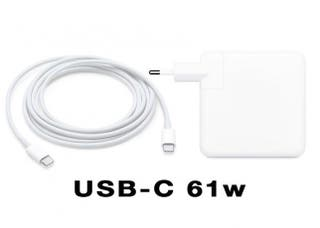 Cargador Mac Original USB-C 61W