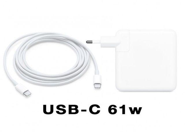 Cargador Mac Original USB-C 61W