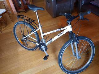 Bicicleta de montaña segunda mano