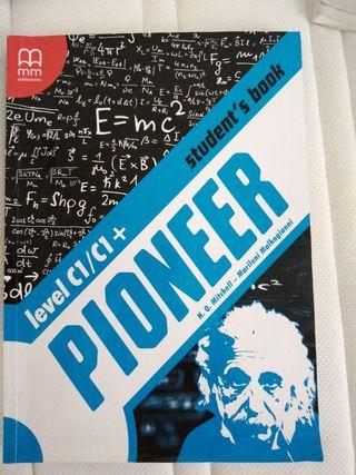 Libro Pioneer nivel C1 inglés, student's book