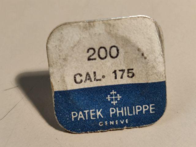 PATEK PHILIPPE CAL. 175