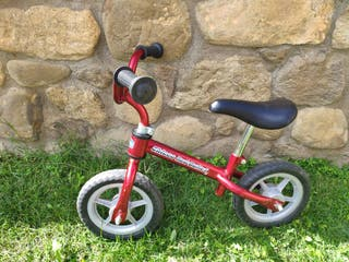 bici Chicco red bullet