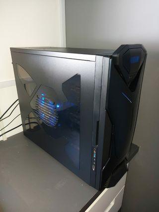 Vendo PC Gamer + teclado Razer + monitor