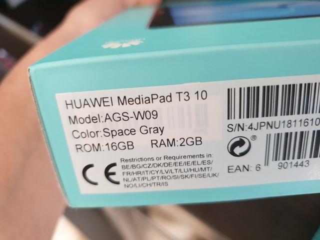 tablet huawei 9,6 pulgadas
